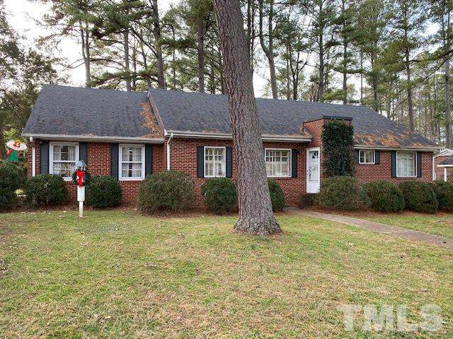 109 Edgewood Drive, Henderson, NC 27536 (#2298011) :: The Results Team, LLC