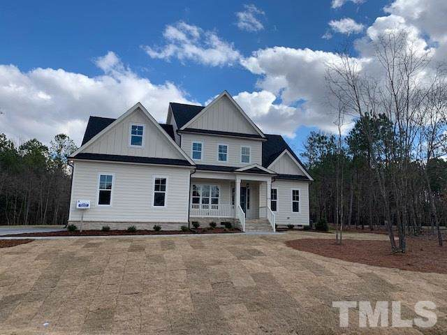 613 Meyers Place Lane, Holly Springs, NC 27540 (#2298416) :: Foley Properties & Estates, Co.