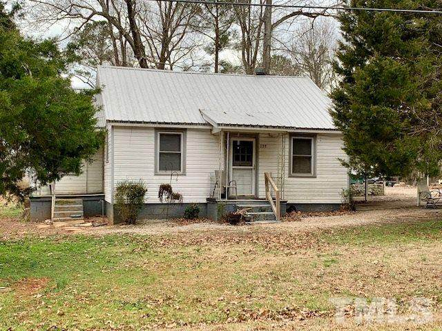 225 Red Hill Loop Road, Warrenton, NC 27565 (#2301375) :: Marti Hampton Team brokered by eXp Realty