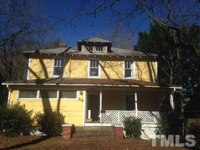 204 Short Street, Chapel Hill, NC 27514 (#2301471) :: RE/MAX Real Estate Service