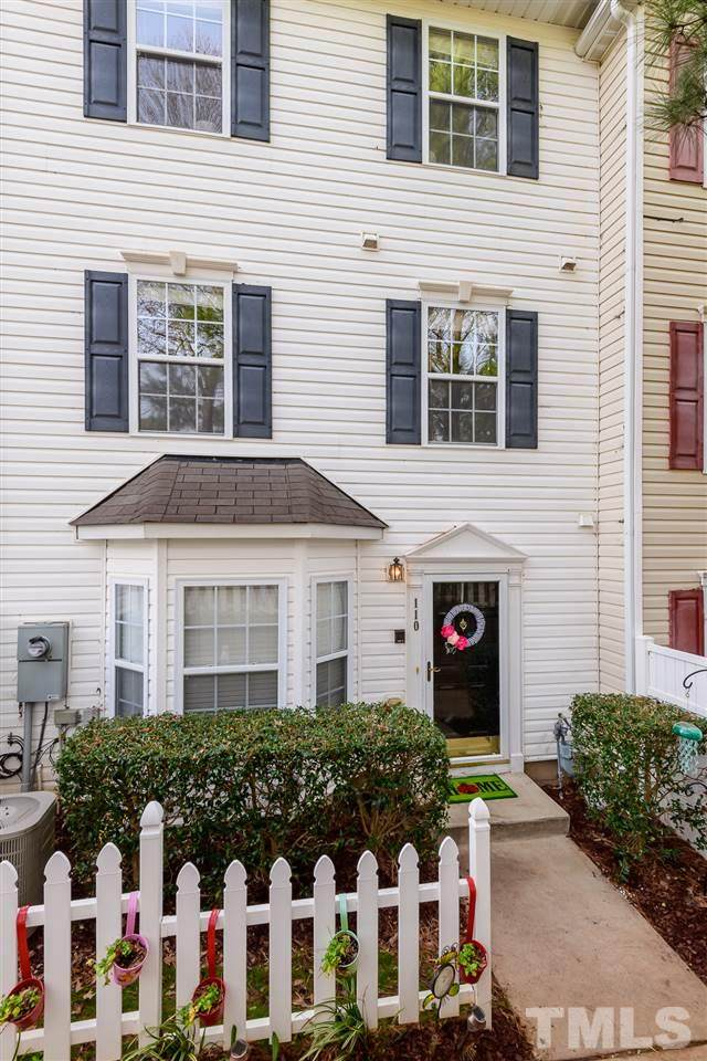 3021 Barrymore Street #110, Raleigh, NC 27603 (#2301721) :: Spotlight Realty