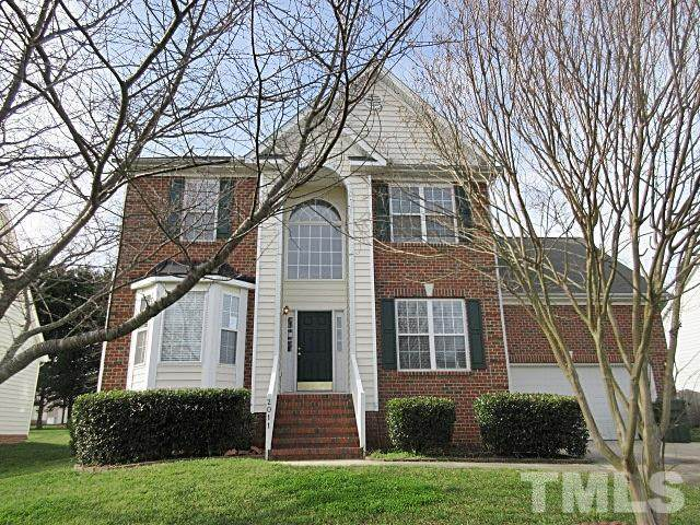 2011 Ambrose Park Lane, Cary, NC 27518 (#2302384) :: Raleigh Cary Realty