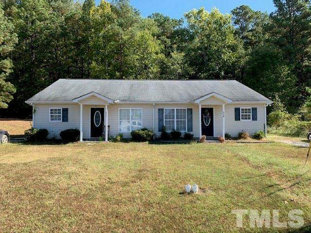 512 Cotton Avenue A & B, Creedmoor, NC 27522 (#2302986) :: The Results Team, LLC