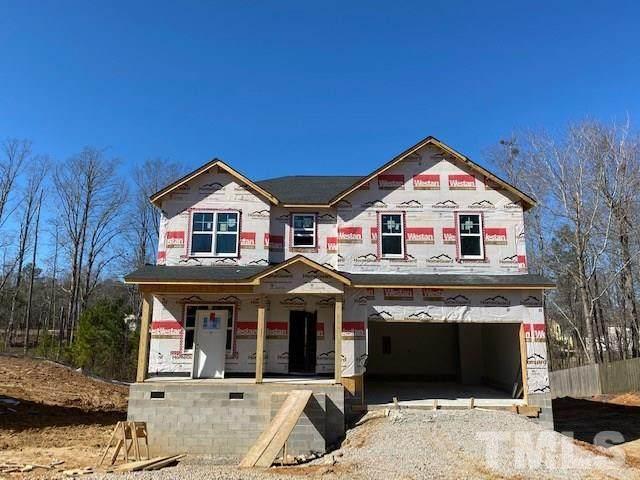 115 Bayberry Woods Drive, Garner, NC 27529 (#2304303) :: The Jim Allen Group