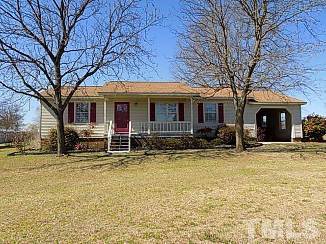 1977 Old Buies Creek Road, Angier, NC 27501 (#2304413) :: Real Estate By Design