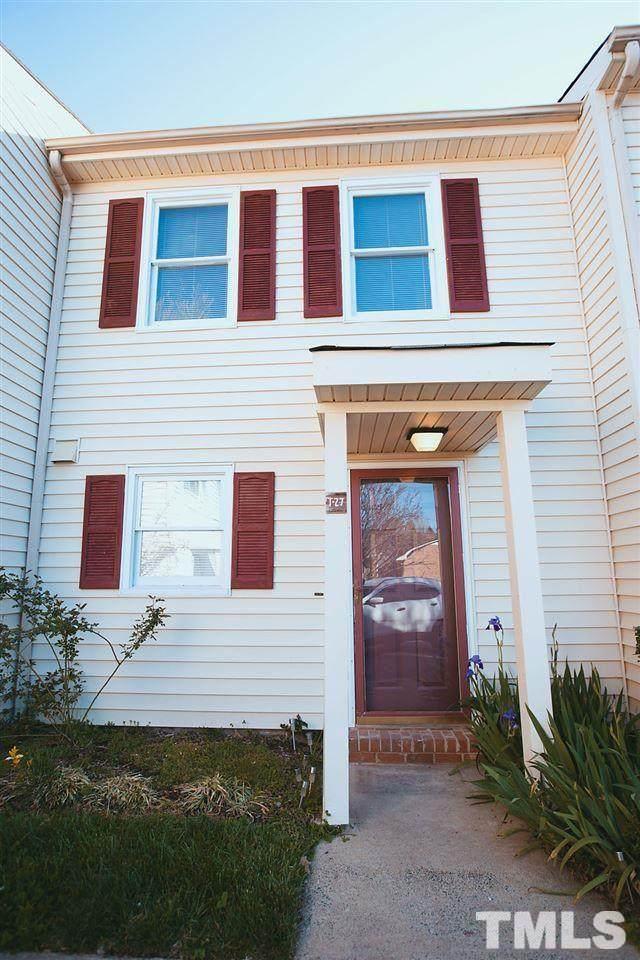 1509 Clermont Drive T27, Durham, NC 27713 (#2304421) :: Dogwood Properties