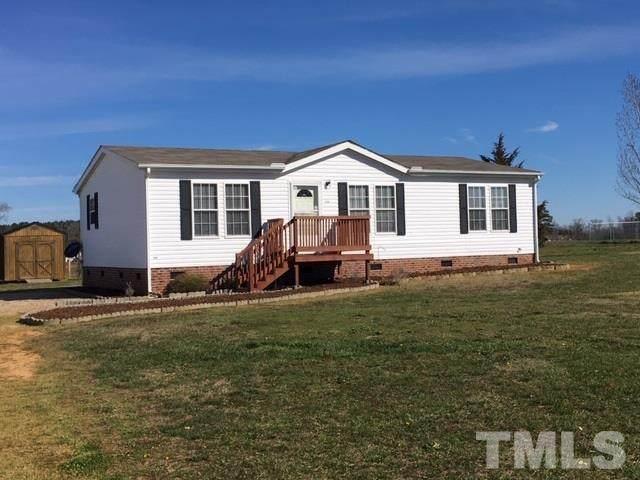 134 W Locke Level Drive, Kenly, NC 27542 (#2304965) :: Realty World Signature Properties