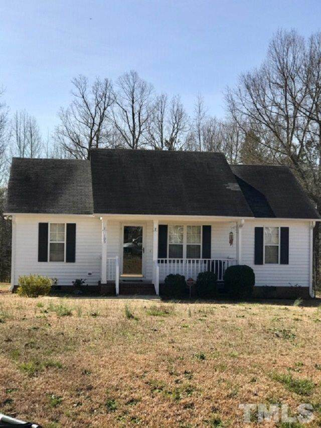 105 Hunter Lane, Zebulon, NC 27597 (#2308450) :: Foley Properties & Estates, Co.