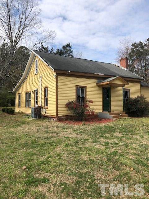 7830 S Nc 231 Highway, Middlesex, NC 27597 (#2308518) :: Spotlight Realty