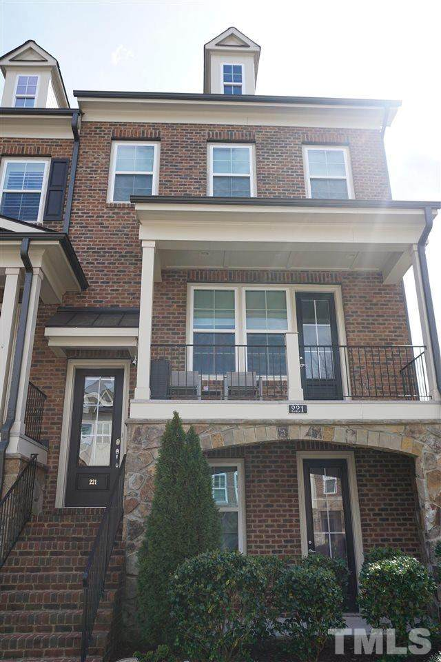 221 Allister Drive, Raleigh, NC 27609 (#2308992) :: Raleigh Cary Realty