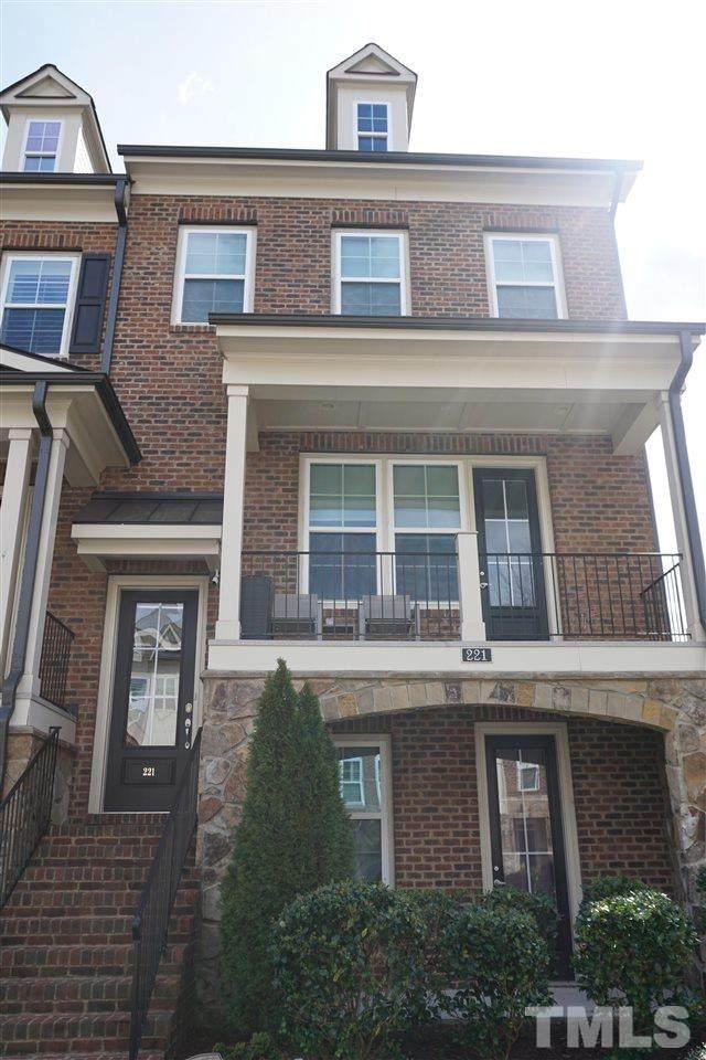 221 Allister Drive, Raleigh, NC 27609 (#2308992) :: Dogwood Properties