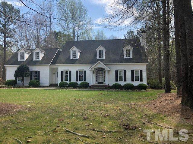 4052 Tucker Trail, Rocky Mount, NC 27804 (#2309333) :: Marti Hampton Team brokered by eXp Realty