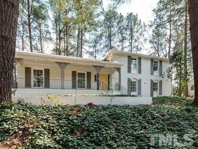 1504 Cumberland Road, Chapel Hill, NC 27514 (#2309474) :: Spotlight Realty