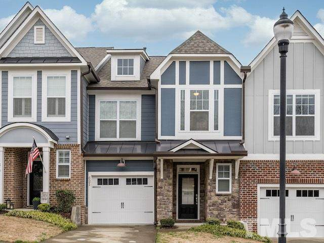 621 Fallon Grove Way, Raleigh, NC 27608 (#2309685) :: Classic Carolina Realty