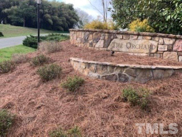 Lot 17 Bennett Orchard Trail, Chapel Hill, NC 27516 (MLS #2310441) :: The Oceanaire Realty