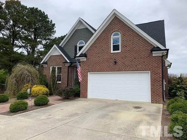 7213 Rouse Road, Holly Springs, NC 27540 (#2310517) :: Foley Properties & Estates, Co.