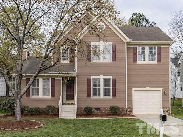 445 Mountain Lake Drive, Raleigh, NC 27610 (#2311069) :: Raleigh Cary Realty