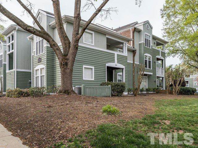 1131 Parkridge Lane #201, Raleigh, NC 27605 (#2311211) :: RE/MAX Real Estate Service