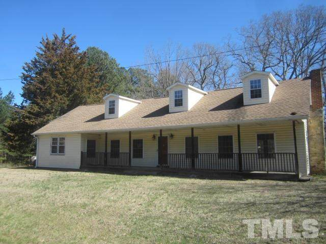 711 Hicks Yarboro Road, Roxboro, NC 27574 (#2311316) :: The Beth Hines Team