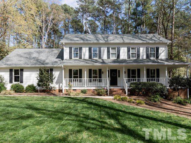 1009 Queensferry Road, Cary, NC 27511 (#2311427) :: Sara Kate Homes