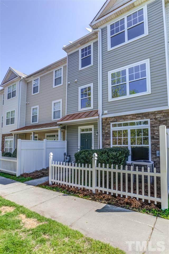 11711 Mezzanine Drive #111, Raleigh, NC 27614 (#2311543) :: Realty World Signature Properties