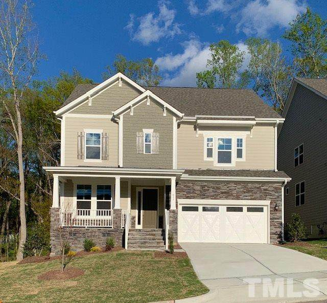 611 Vine Pond Court Homesite 186, Apex, NC 27523 (#2311944) :: Marti Hampton Team brokered by eXp Realty