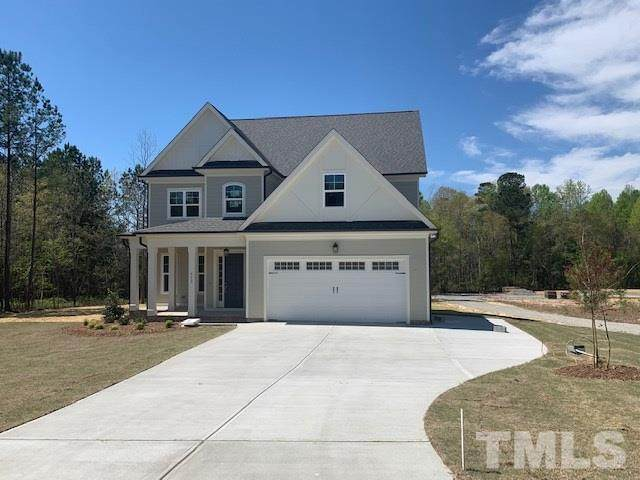 612 Meyers Place Lane, Holly Springs, NC 27540 (#2312146) :: M&J Realty Group