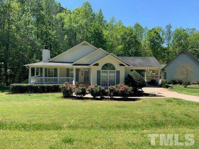 1101 Closs Court, Henderson, NC 27536 (#2316081) :: Triangle Just Listed