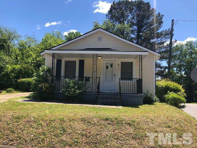 611 Lakeland Street, Fayetteville, NC 28301 (#2316289) :: RE/MAX Real Estate Service