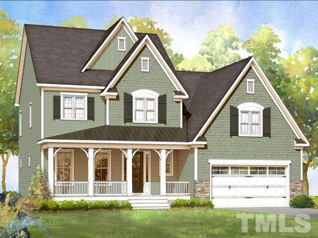 2717 Derby Glen Way Lot 24, Wake Forest, NC 27587 (#2320059) :: Raleigh Cary Realty