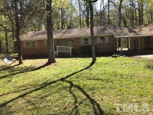 7018 Old Nc 86 Highway, Chapel Hill, NC 27516 (#2320305) :: The Jim Allen Group
