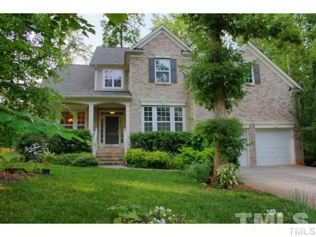 1406 Starmont Drive, Hillsborough, NC 27278 (#2320791) :: Real Estate By Design