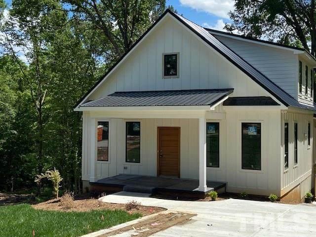 654 Cedar Street, Hillsborough, NC 27278 (#2320820) :: Real Estate By Design