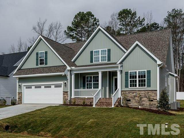 110 Walking Trail, Youngsville, NC 27596 (#2321856) :: Spotlight Realty