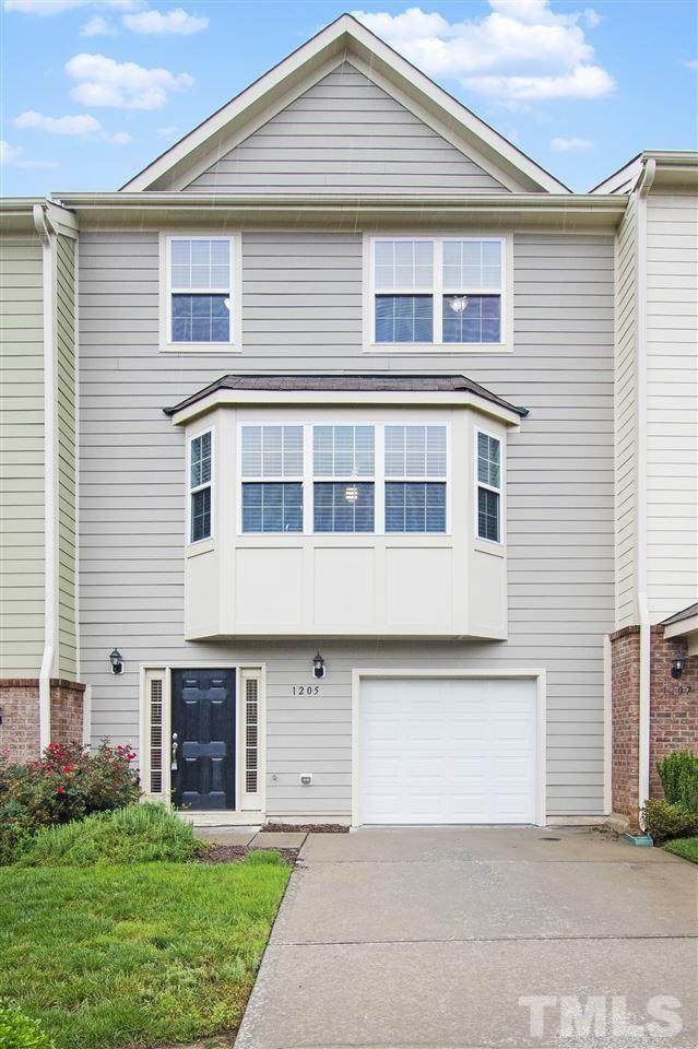 1205 Heritage Links Drive, Wake Forest, NC 27587 (#2322338) :: Team Ruby Henderson