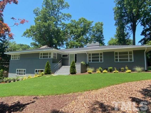 3338 Lake Boone Trail, Raleigh, NC 27607 (#2322539) :: Triangle Just Listed