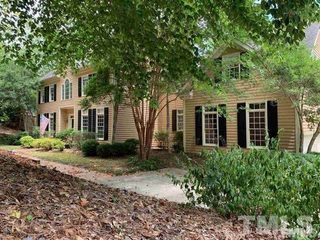 39522 Glenn Glade, Chapel Hill, NC 27517 (#2323239) :: Marti Hampton Team brokered by eXp Realty