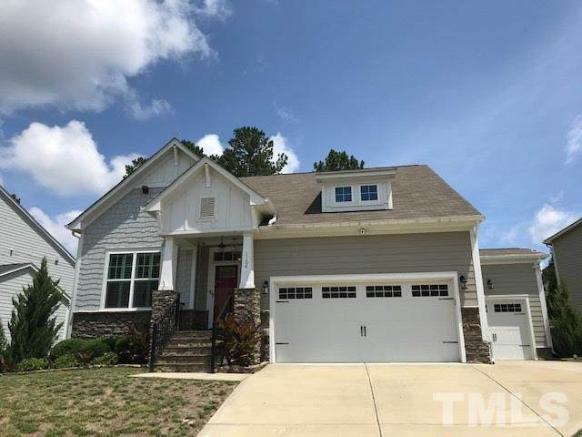 1108 Litchborough Way, Wake Forest, NC 27587 (#2323549) :: Triangle Just Listed