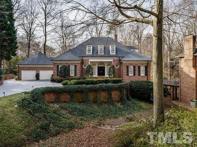 1109 Tazwell Place, Raleigh, NC 27612 (#2323859) :: Realty World Signature Properties