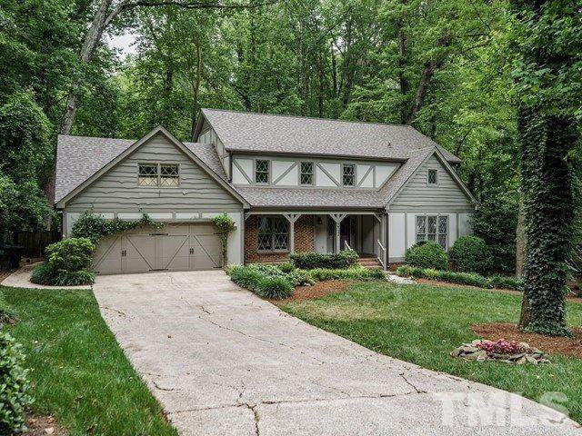 4412 Keswick Drive, Raleigh, NC 27609 (#2324320) :: Marti Hampton Team brokered by eXp Realty