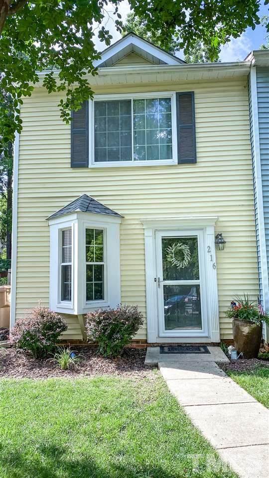 216 Rosebrooks Drive, Cary, NC 27513 (#2326307) :: Spotlight Realty