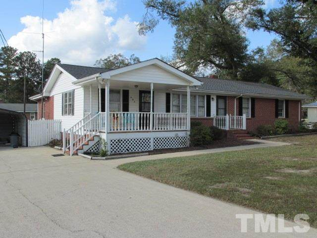 307 Hinton Street, Zebulon, NC 27597 (#2326672) :: Triangle Just Listed