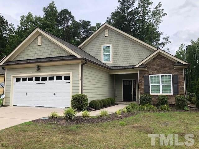 68 Belmont Lake Drive, Rocky Mount, NC 27804 (#2327206) :: Dogwood Properties