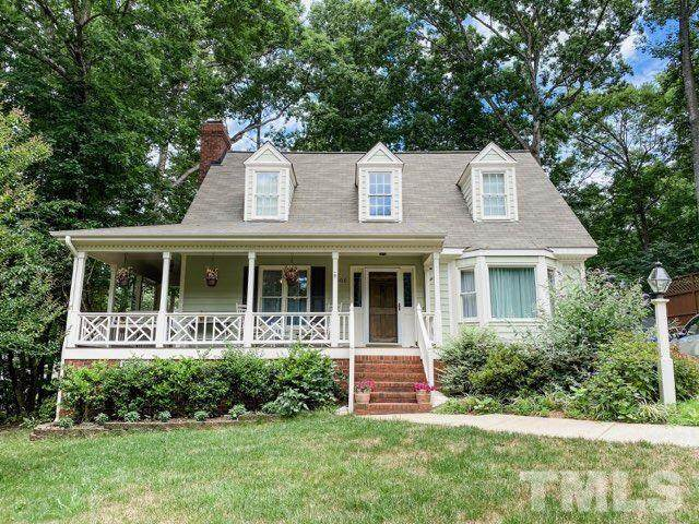 4900 Kinross Court, Raleigh, NC 27613 (#2327775) :: RE/MAX Real Estate Service
