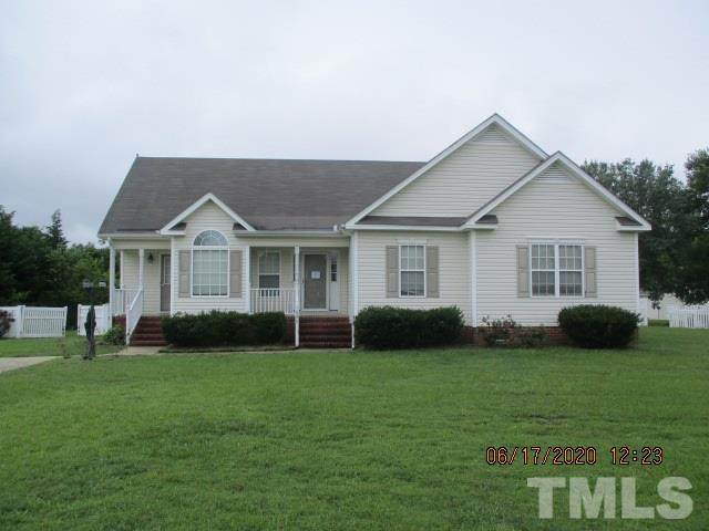 850 Bridle Drive, Rocky Mount, NC 27804 (#2327944) :: The Perry Group