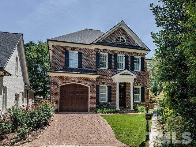 2504 Pecks Place, Raleigh, NC 27608 (#2327967) :: The Results Team, LLC