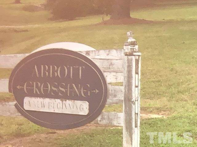Lot 28 Huff Lane, Henderson, NC 27537 (#2328058) :: Real Estate By Design