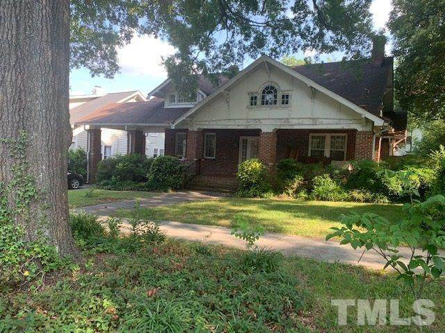 1009 W Trinity Avenue, Durham, NC 27701 (#2330596) :: Realty World Signature Properties