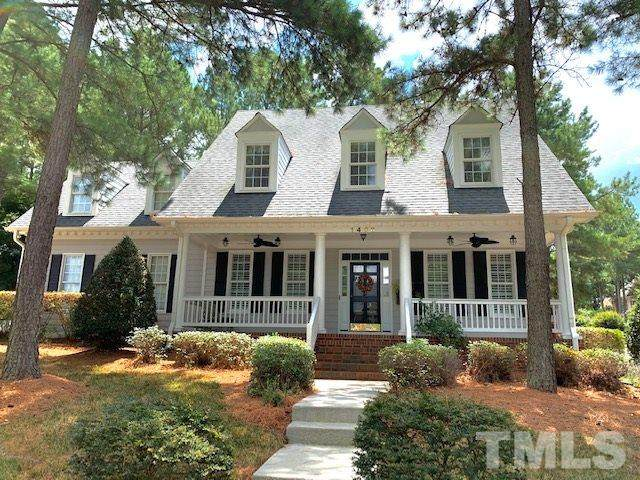 1400 Marshall Farm Street, Wake Forest, NC 27587 (#2332910) :: Realty World Signature Properties