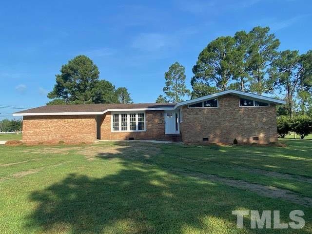500 W B Street, Erwin, NC 28339 (#2332927) :: Dogwood Properties